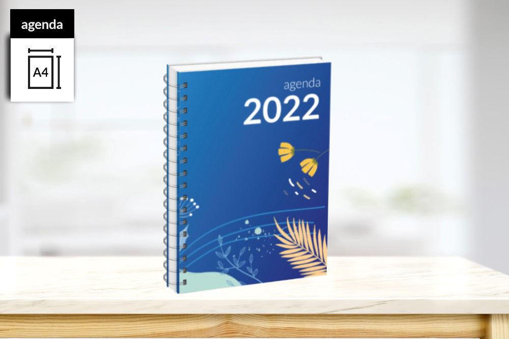 Agenda jaargang 2022 formaat A4